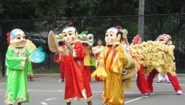 best Lion Dance Troupe