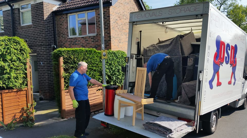 House removals Hitchin