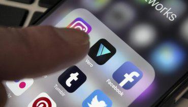 a social media influencer
